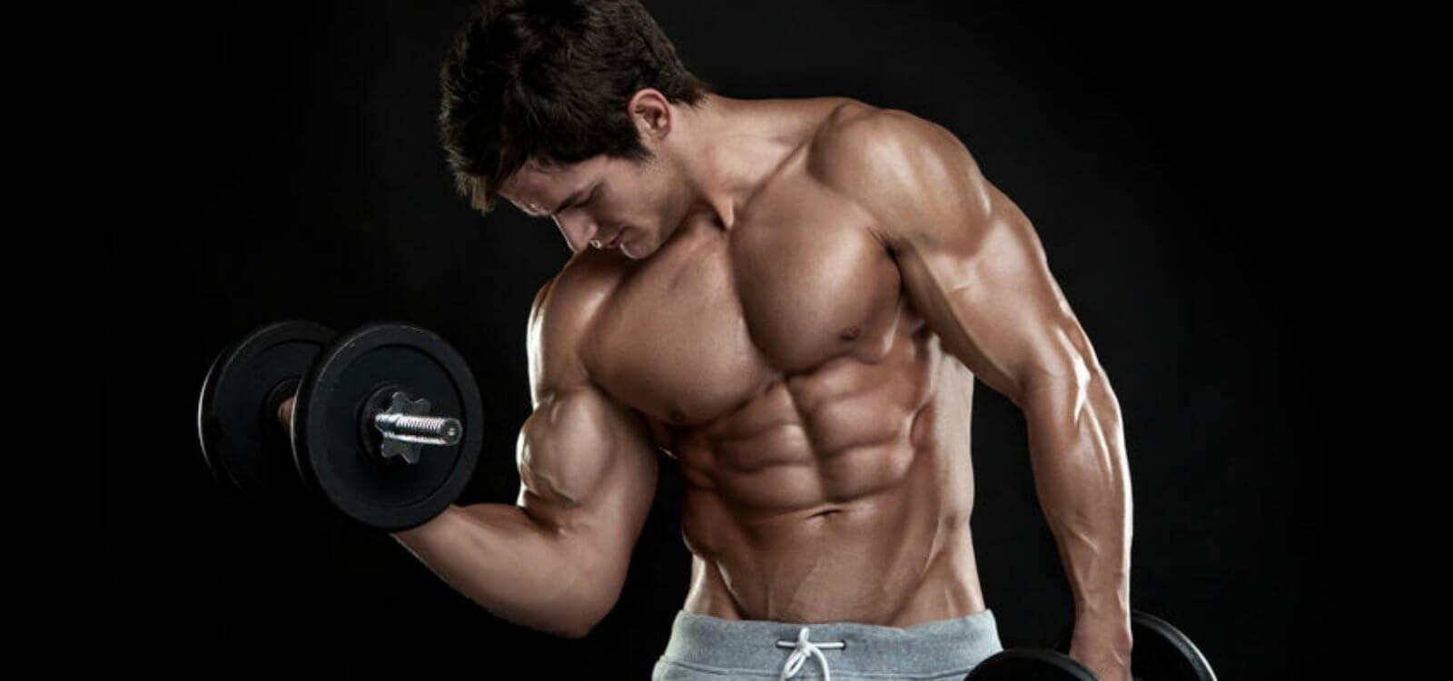 بناء العضلات يحمي الرجال من أمراض القلب والسكتات الدماغية