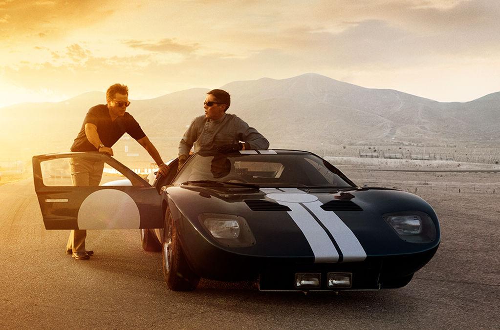 """فيلم """"فورد ضد فيراري"""" يتصدر إيرادات السينما (فيديو)"""