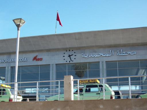 المحمدية.. القبض على تونسيين متلبسين بالمخدرات بمحطة القطار