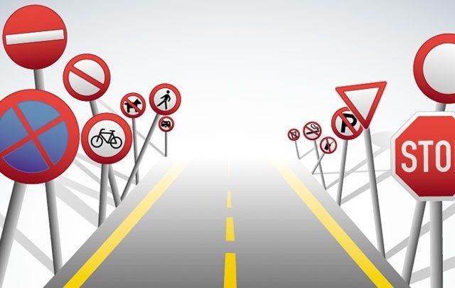 المغرب يصدر تغييرات وتعديلات على علامات السير على الطرق