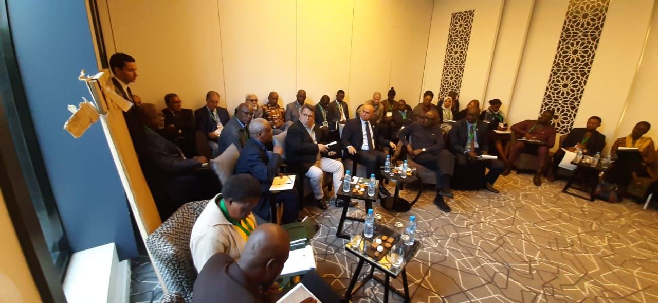"""المشاركون في منتدى الأمن الإفريقي يؤسسون """"نادي الدار البيضاء"""""""