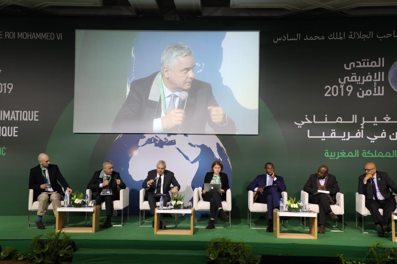 الأمن الغذائي والمائي في صلب اهتمامات منتدى الأمن الإفريقي بالرباط (فيديو)