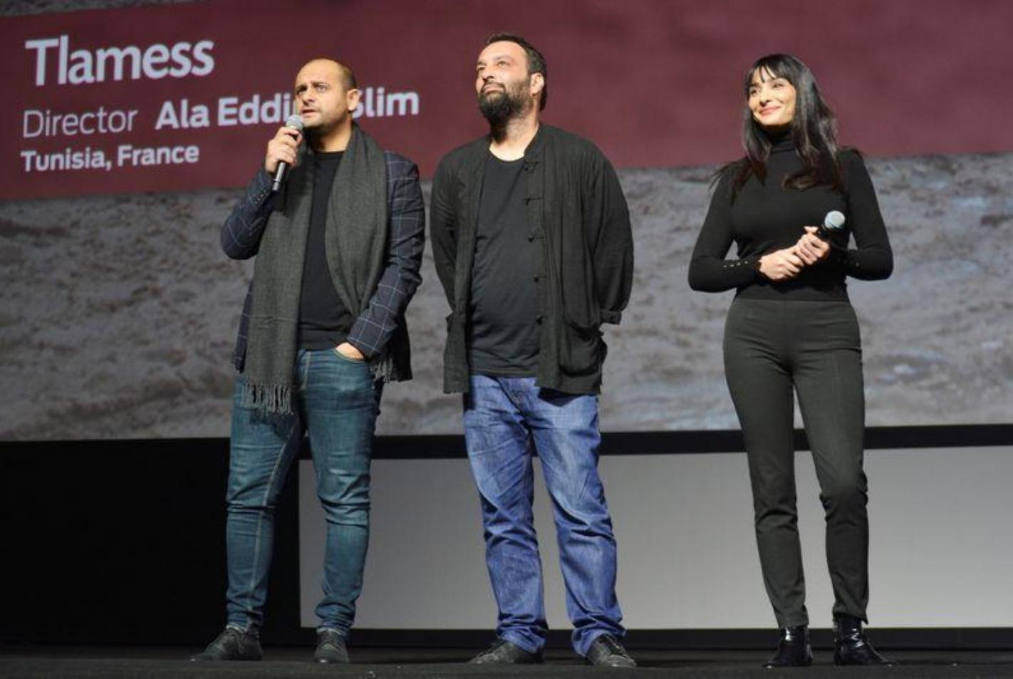 """الفيلم التونسي """"طلامس"""" .. قصة الخلق في أجواء رمزية جامحة الخيال"""