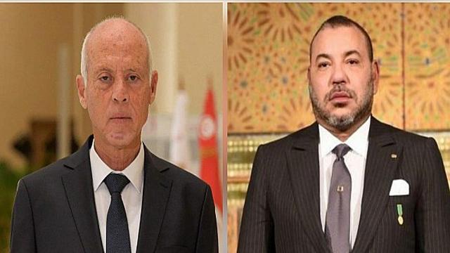 الملك محمد السادس يهاتف رئيس تونس وهذا ما دار بينهما