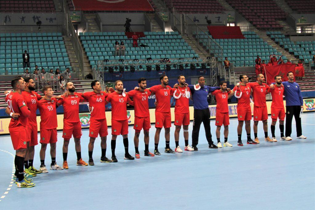 المنتخب الوطني لكرة اليد يدخل في تربص إعدادي
