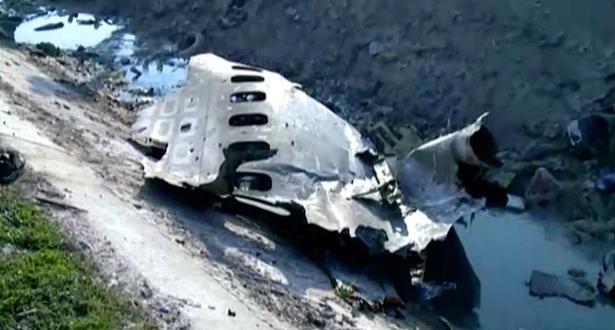 بوينغ: الطائرة الأكرانية المحطمة في إيران جديدة