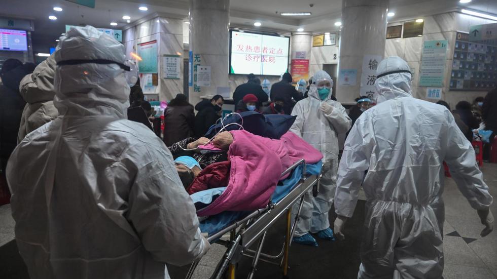 """وفاة مدير مستشفى بالصين بسبب """"كورونا"""""""