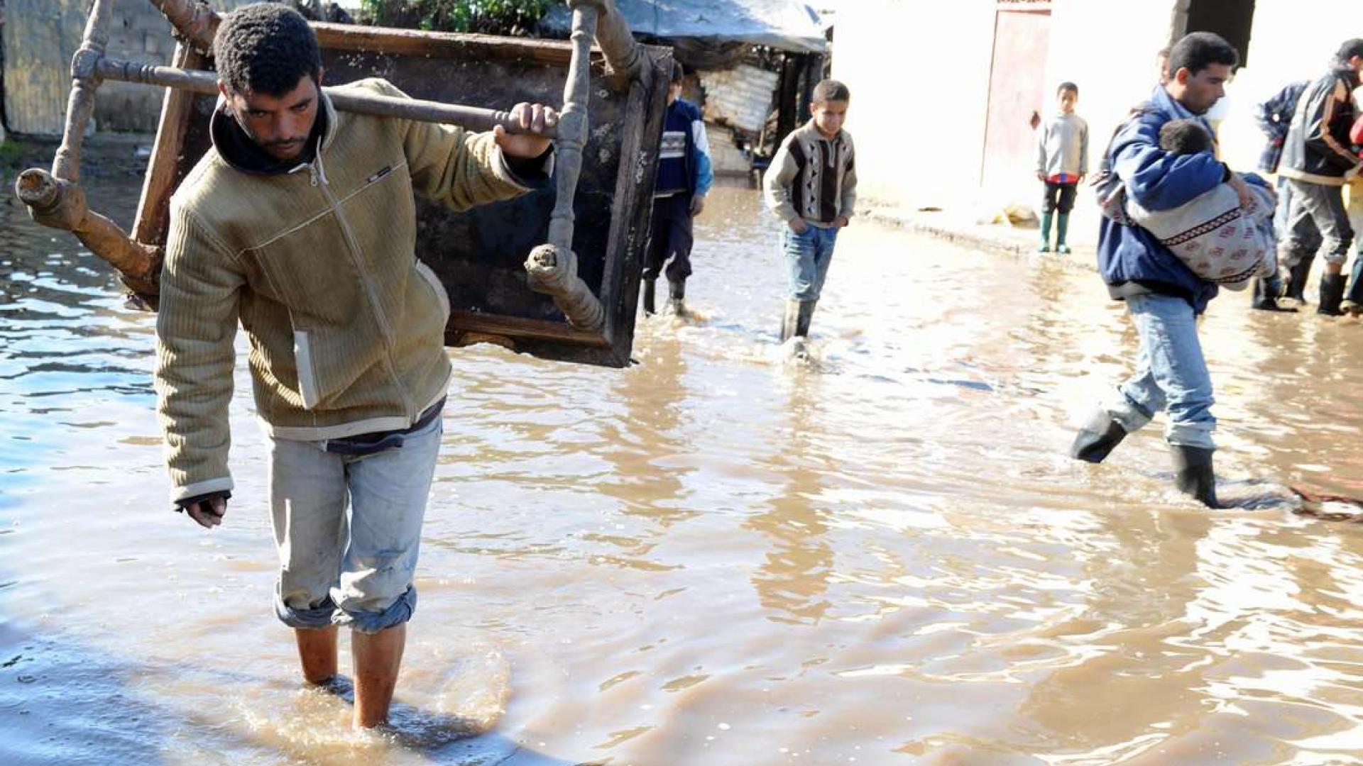 المغرب والبنك الدولي يوقعان اتفاقا لمواجهة مخاطر الكوارث الطبيعية