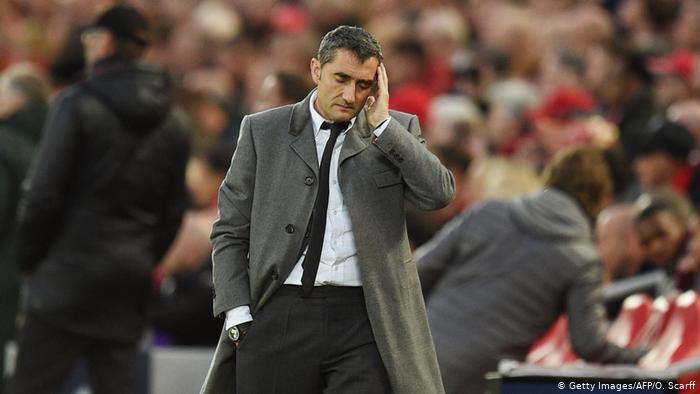 الأسباب الحقيقية لإقالة فالفيردي من برشلونة (فيديو)