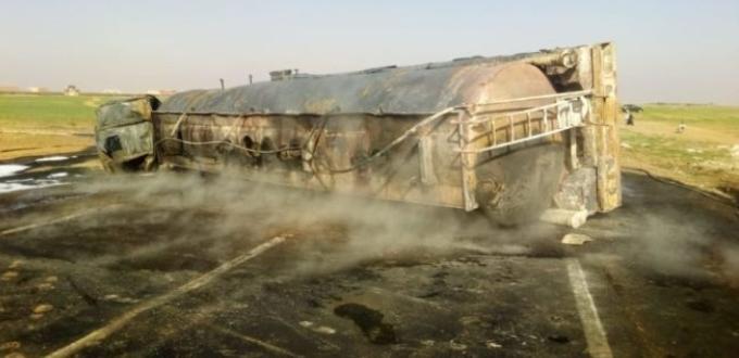 حادثة سير مروعة تودي بحياة سائق شاحنة كبيرة ضواحي مراكش (صور)