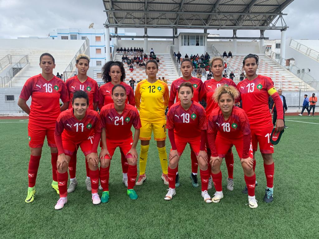 المغرب يفوز على تانزانيا بتونس