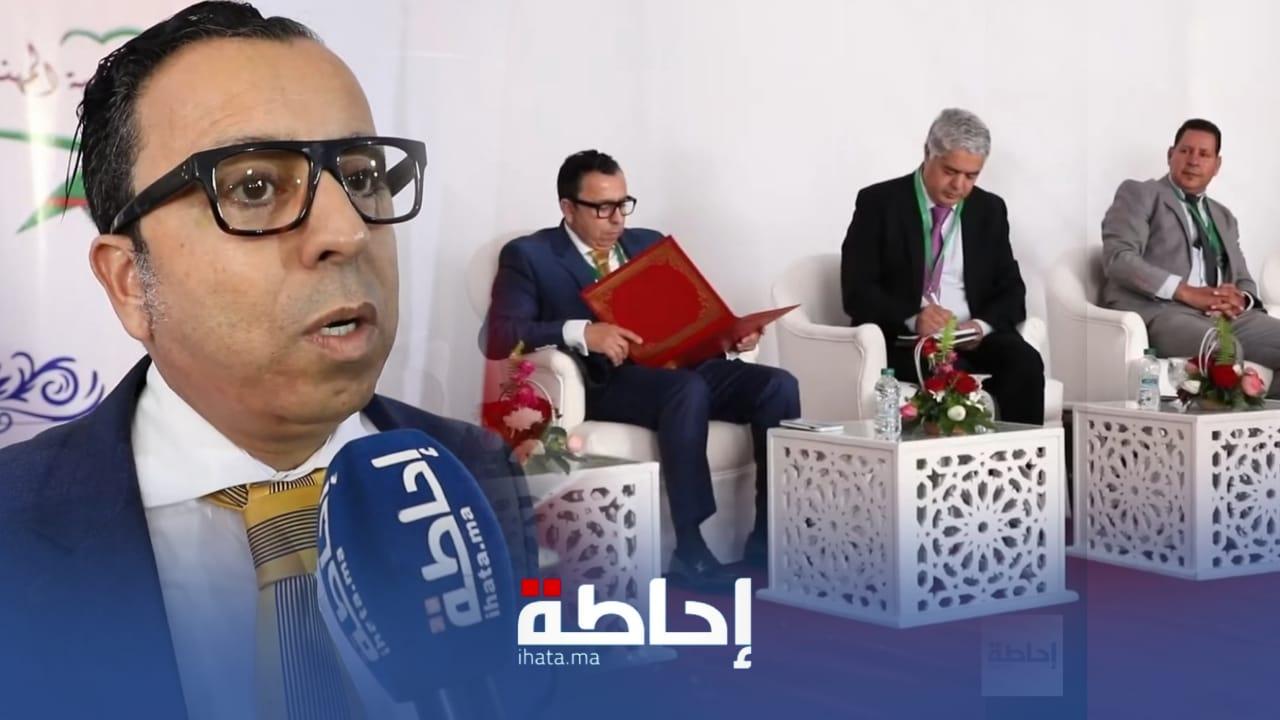 انتخاب الحبيب السعدي رئيسا لفدرالية مموني الحفلات بالمغرب (فيديو)