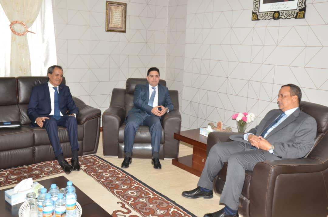 نواكشوط.. مباحثات مغربية موريتانية حول سبل تعزيز علاقات التعاون بين البلدين