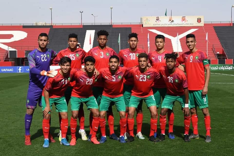 عودة منتخبين مغربيين إلى التداريب