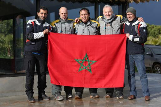 3 دراجين مغاربة يمثلون المغرب في جائزة عالمية للدراجات النارية