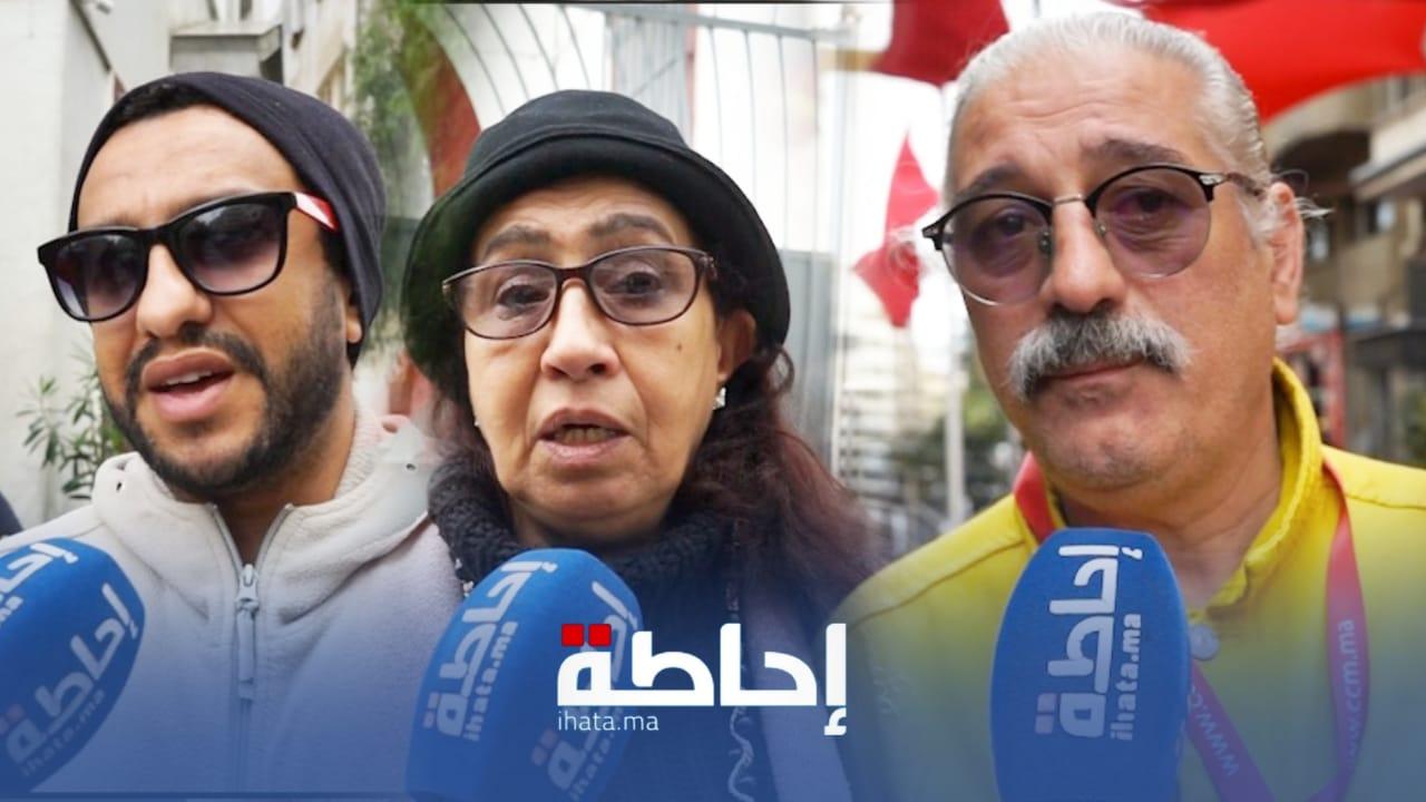 فيديو.. فنانون يروون ما قاله المرحوم خالد البكوري ليلة قبل وفاته