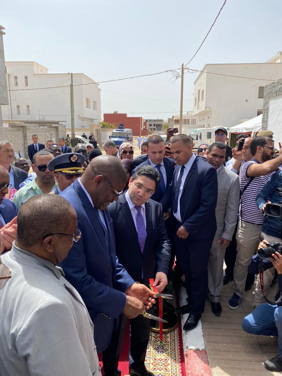 افتتاح ليبريا قنصلية بالداخلة يعكس التزامها بدعم الوحدة الترابية للمغرب (وزير الخارجية الليبيري)