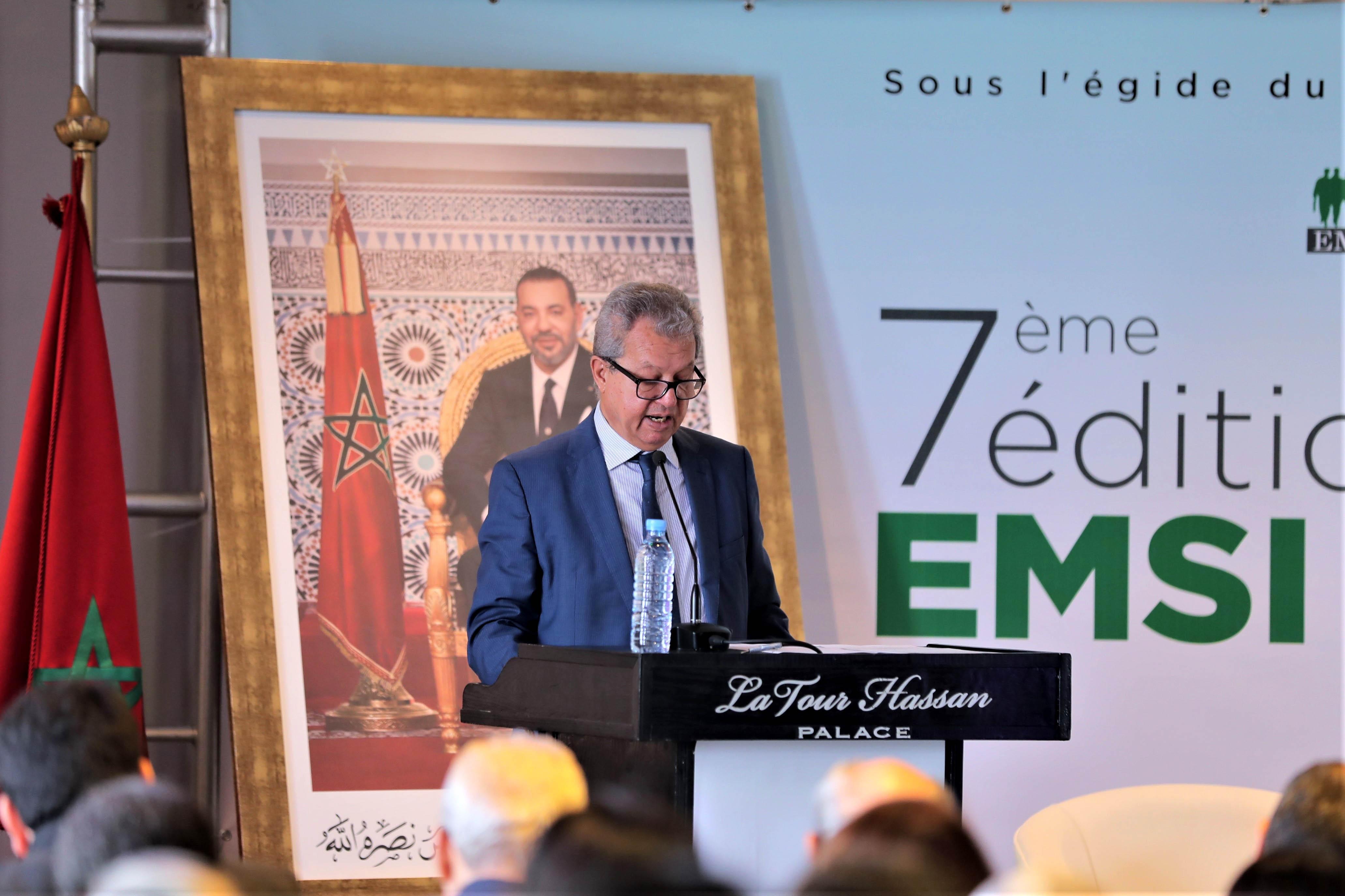 المدرسة المغربية لعلوم المهندس تستضيف الدورة الـ7 للقافلة الوطنية للتشغيل
