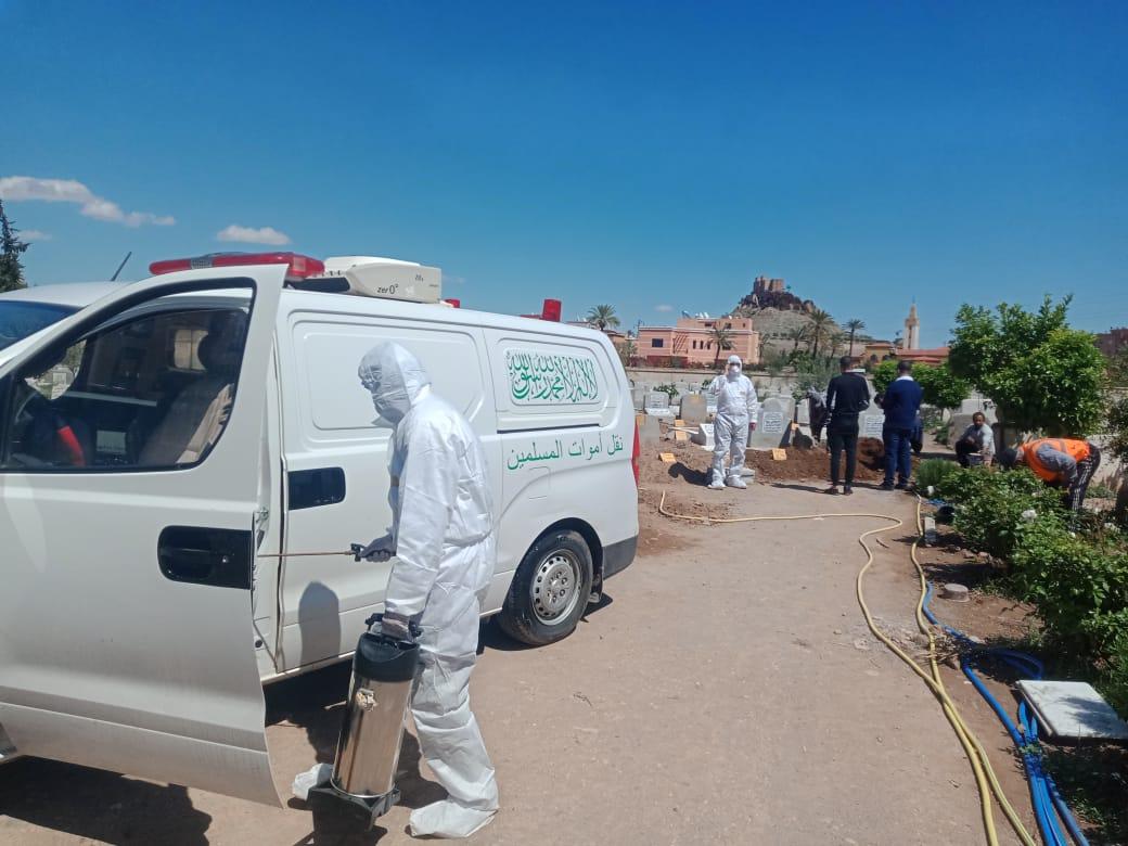 إرتفاع الوفيات بكورونا في المغرب خلال الـ24 ساعة الماضية