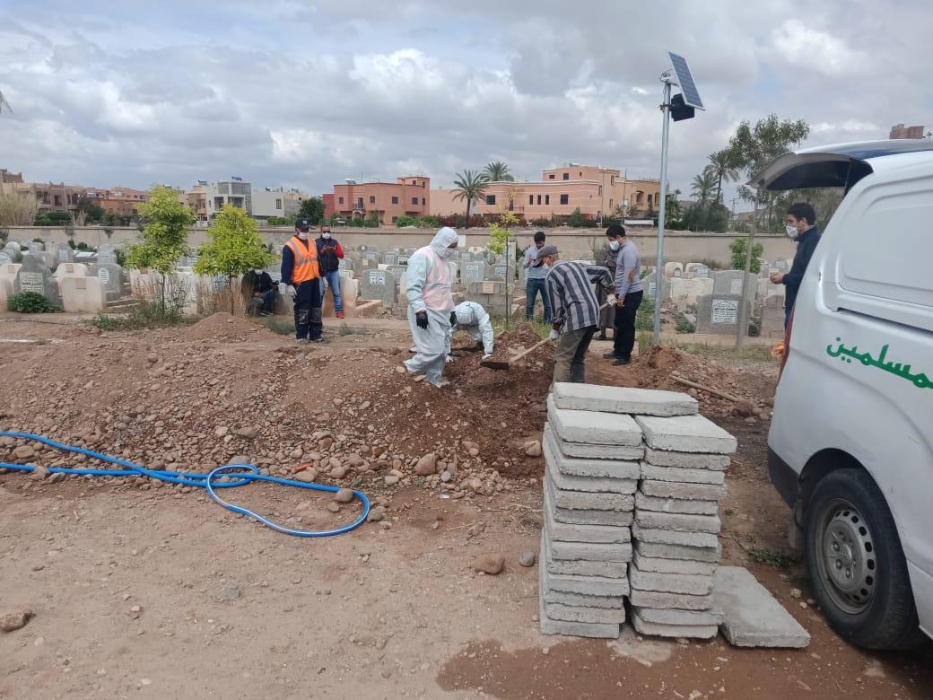 ارتفاع عدد الوفيات بكورونا في المغرب