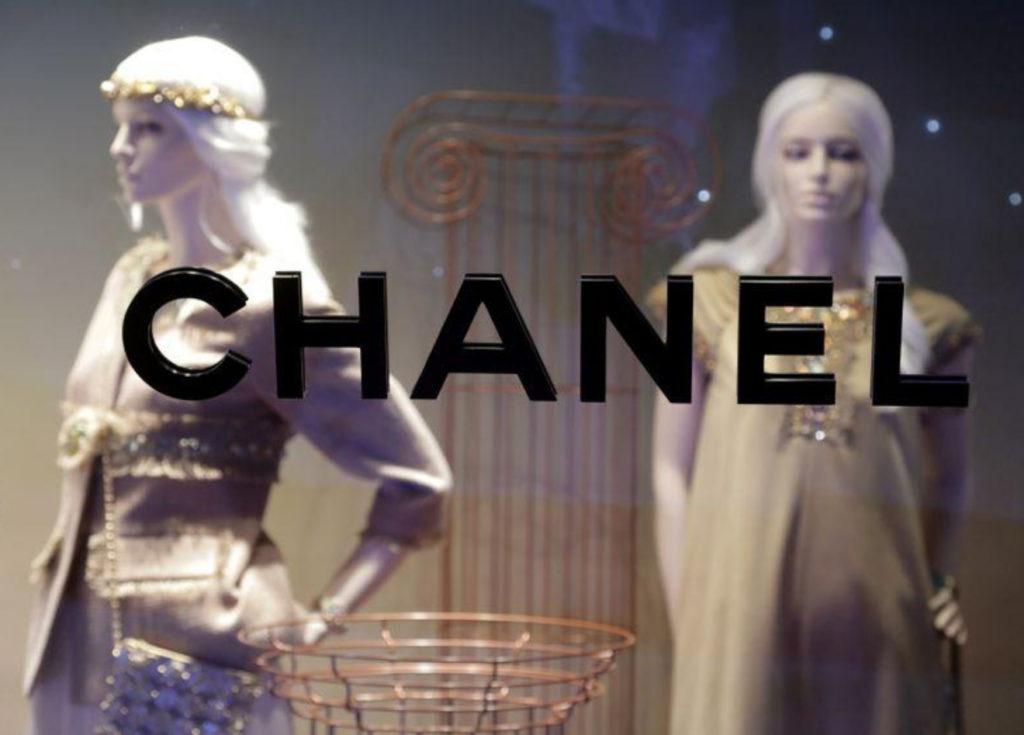 شانيل تصنع الكمامات