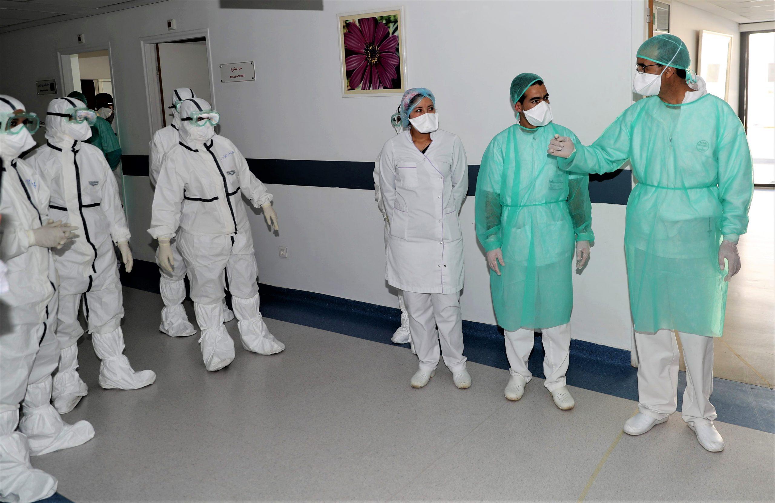 حقيقة تسجيل حالة إصابة جديدة بكورونا في درعة تافيلالت