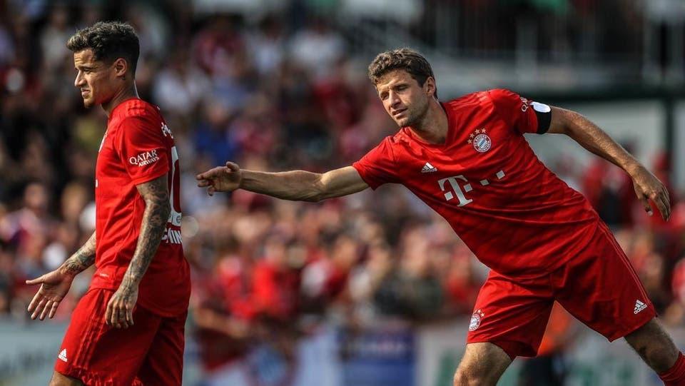 بايرن ميونخ يمدد عقد نجم الفريق