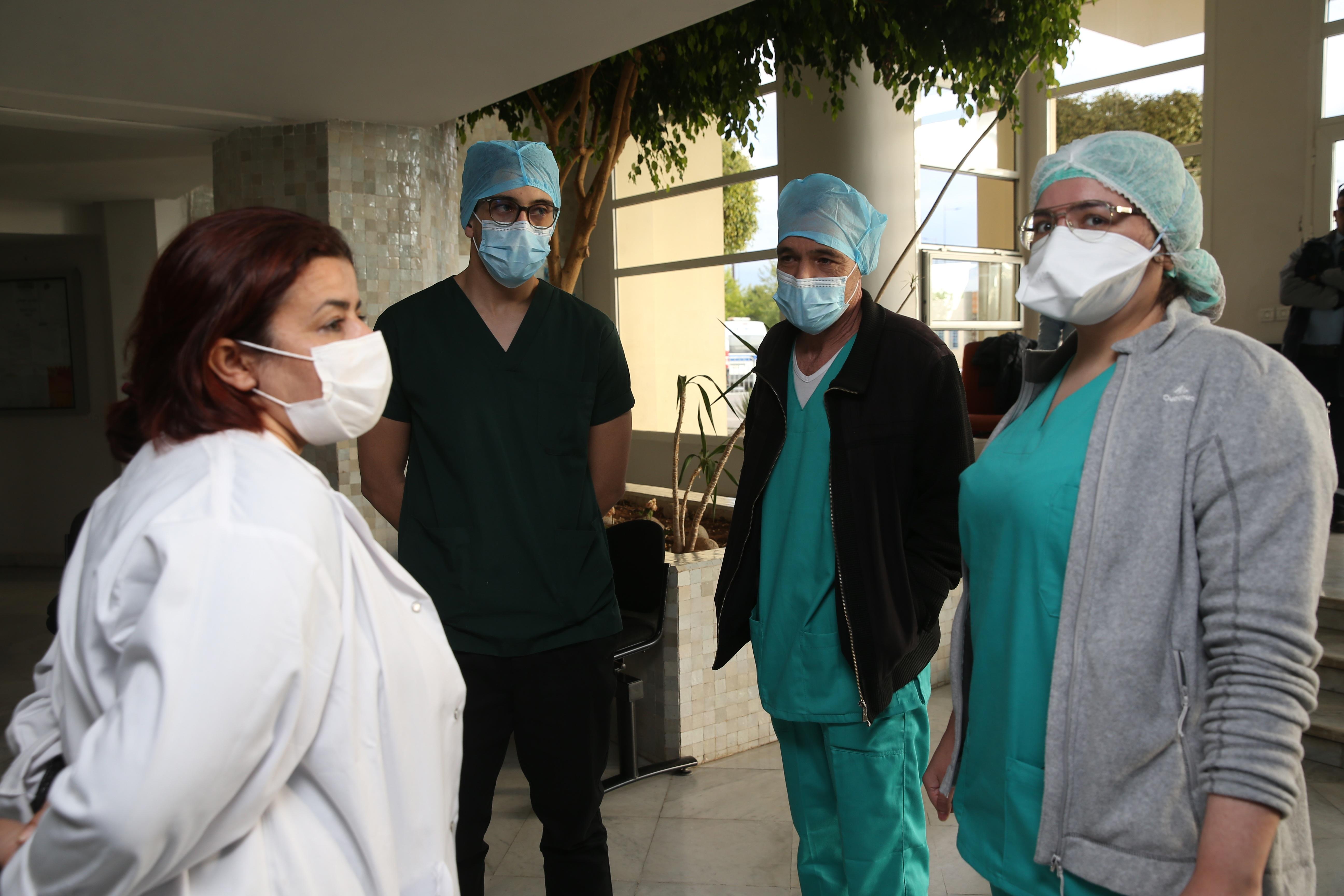 ارتفاع مستمر في تسجيل حالات الشفاء من كورونا بالمغرب