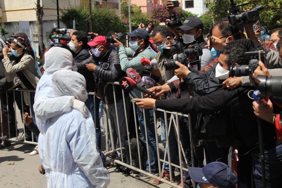 """مستشار وزير الصحة """"بوالزبايل""""  قد يتسبب في كارثة صحية بالمغرب (صور)"""