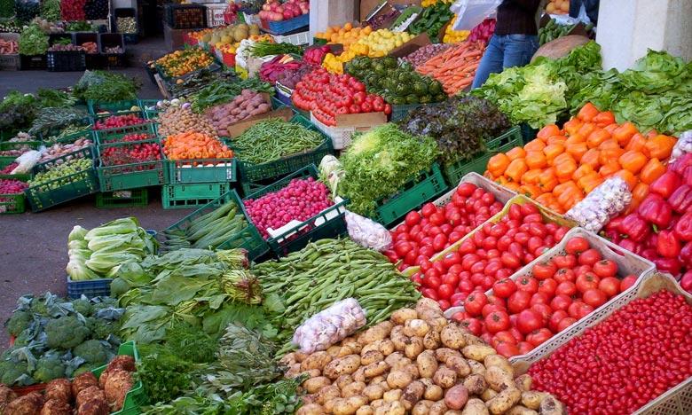 المدة التي تغطيها الزراعات الربيعية والصيفية بالمغرب