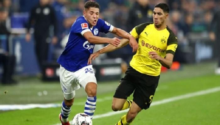 مواجهة مغربية في قمة إستئناف الدوري الألماني