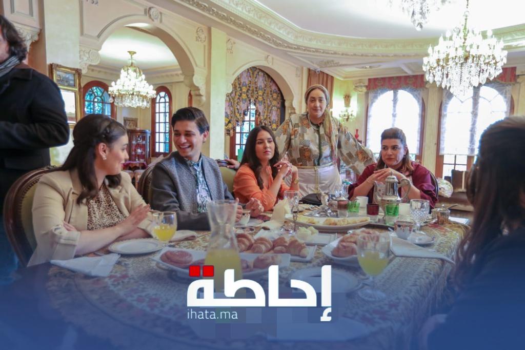 عيون جزائرية على المسلسل المغربي ياقوت وعنبر