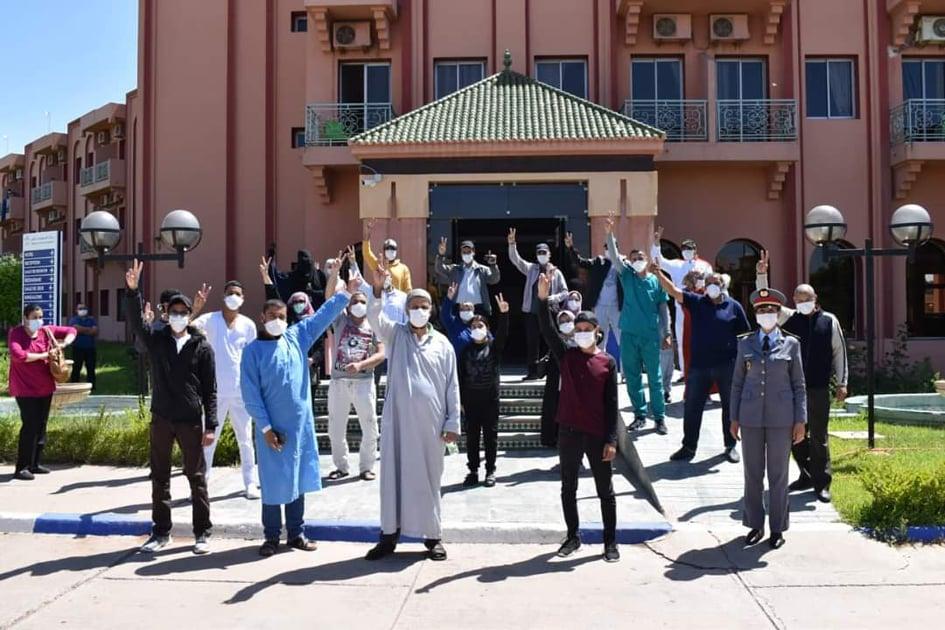 كوفيد 19: تسجيل 11 حالات شفاء جديدة بالمغرب