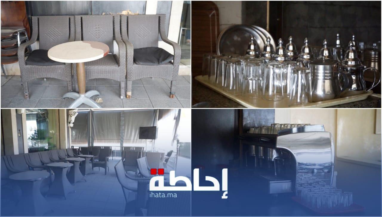 أرباب المقاهي: تدهور وضعنا نحن والعمال بسبب كورونا ونطالب بدعم الدولة (فيديو)