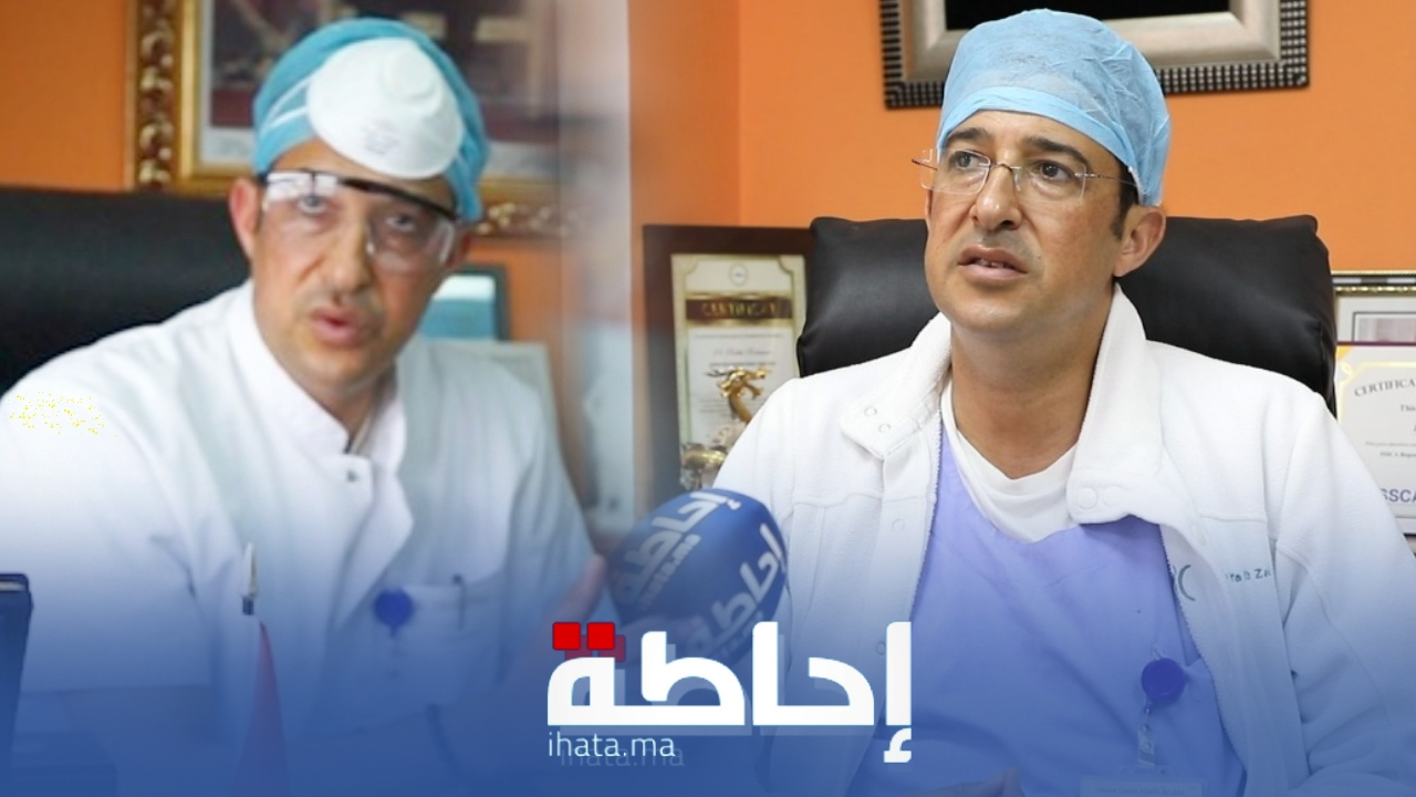 البروفيسور ربيع: مستشفى الشيخ خليفة أصبح خاليا من مرضى كورونا (فيديو)