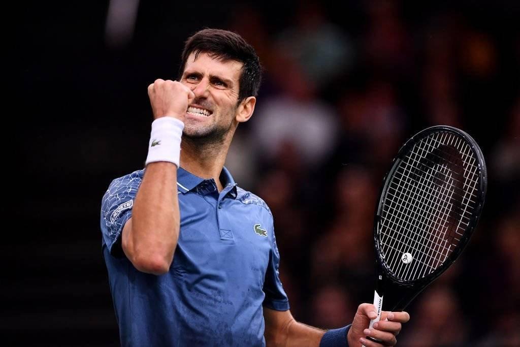 إصابة دجوكوفيتش المصنف الأول عالميا في التنس بكورونا