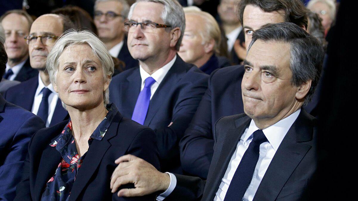 الحكم على رئيس الوزراء الفرنسي الأسبق فرانسوا فيون وزوجته بالسجن