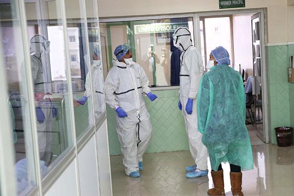التوزيع الجغرافي لحالات الإصابة الجديدة والوفيات بفيروس كورونا بجهات المغرب