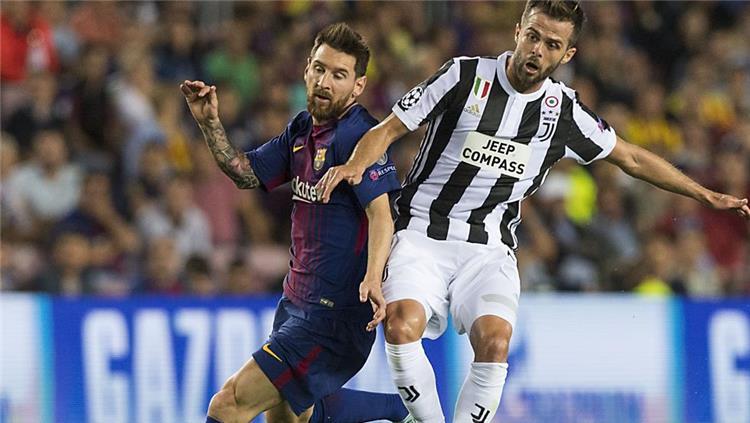برشلونة يتعاقد مع نجم يوفنتوس
