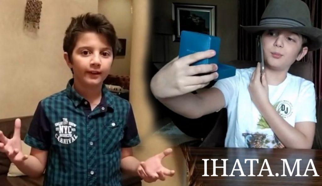فيديو.. إياد المسعودي طفل يبرع في التمثيل والكوميديا
