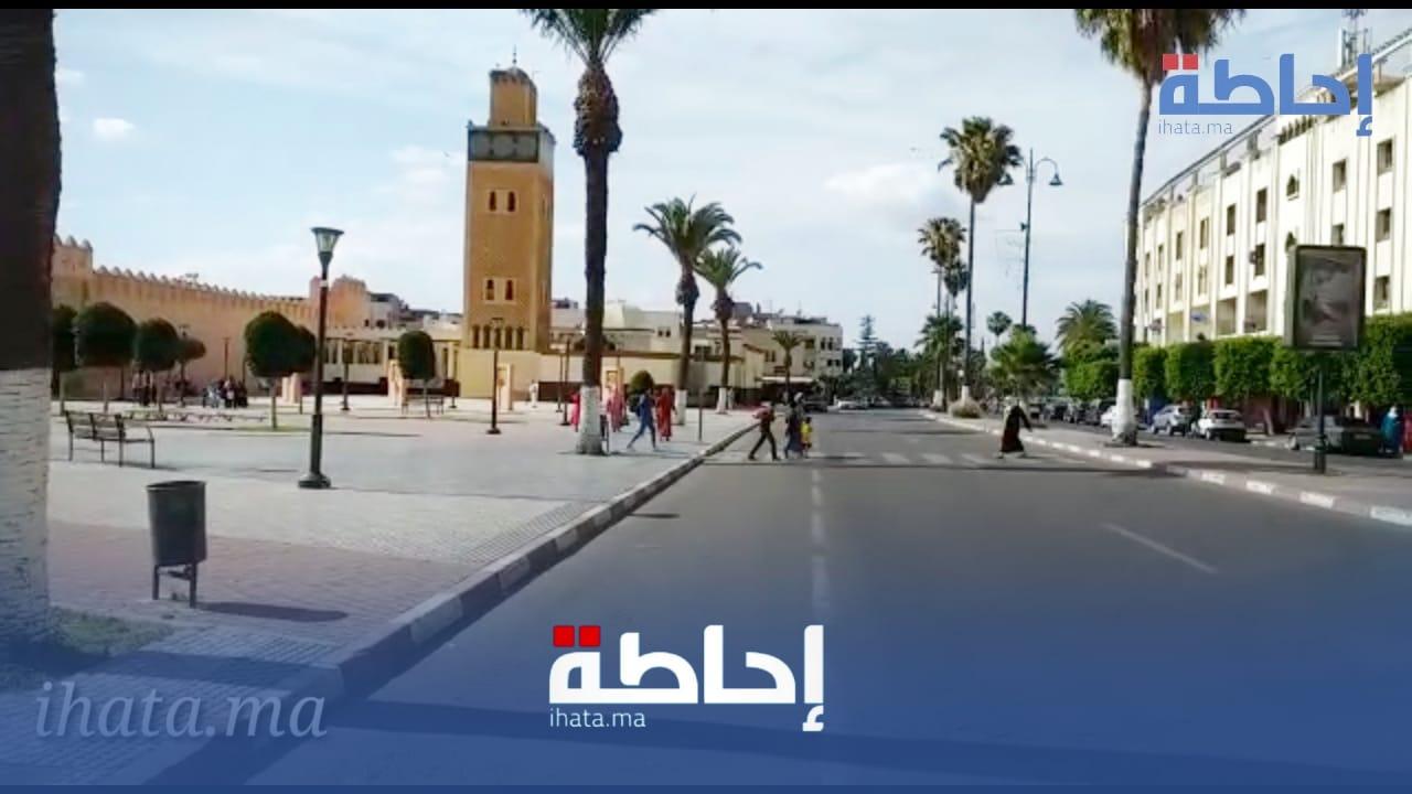 فيديو.. أجواء التخفيف من الحجر الصحي بسطات المصنفة ضمن المنطقة 1