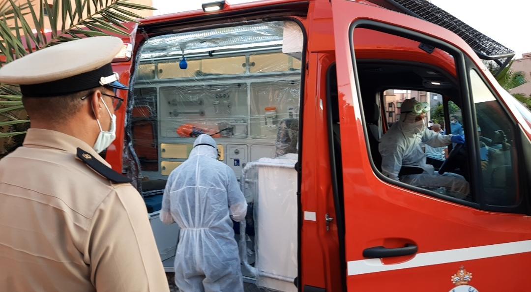 تسجيل حالات جديدة مصابة بفيروس كورونا بجهة مراكش آسفي