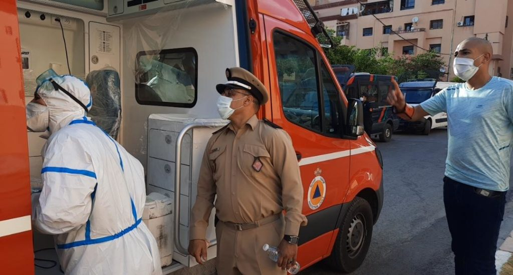 أكثر من 200 إصابة جديدة بكورونا في المغرب