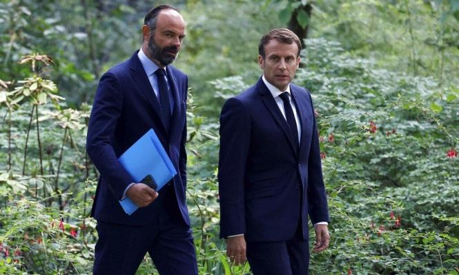 إستقالة الحكومة الفرنسية