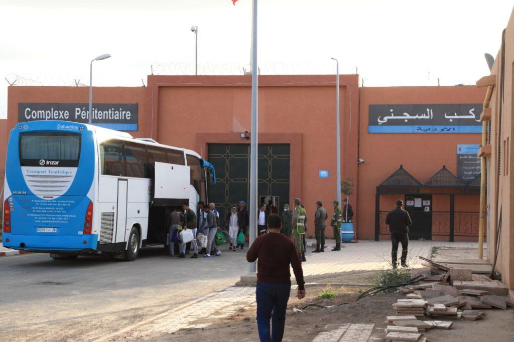 استنفار بسجن مراكش بعد ظهور بؤرة وبائية لفيروس كورونا وسط السجناء