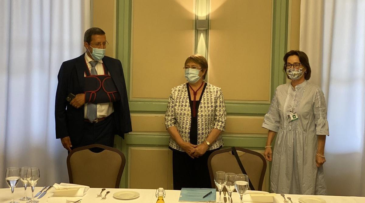 المغرب وسويسرا يترأسان بجنيف مشاورات حول هيئات معاهدات حقوق الإنسان