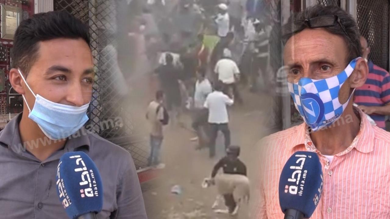 كازاوا: لسرقوا حولي العيد شوهو بالمدينة والكساب مابقاش يرجع لكازا (فيديو)