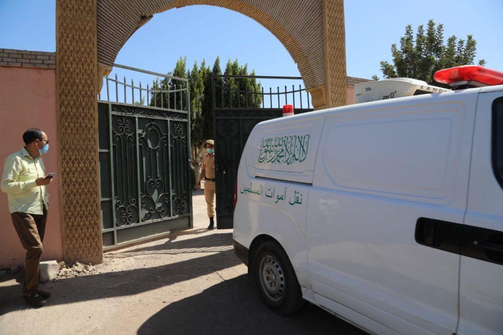 إرتفاع مستمر للوفيات الجديدة بكورونا في المغرب