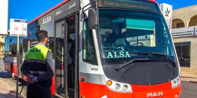 سرقة ومحاولة اختطاف على متن حافلة للنقل العمومي بالبيضاء