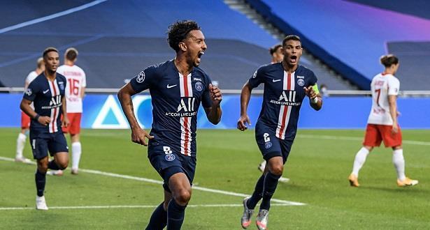 باريس سان جرمان يتأهل إلى نهائي دوري أبطال أوروبا لأول مرة في تاريخه